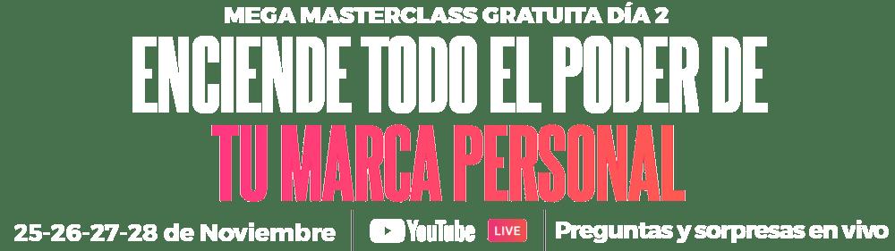 FREELANCE MASTERCLASS MARCUS ROSANEGRA