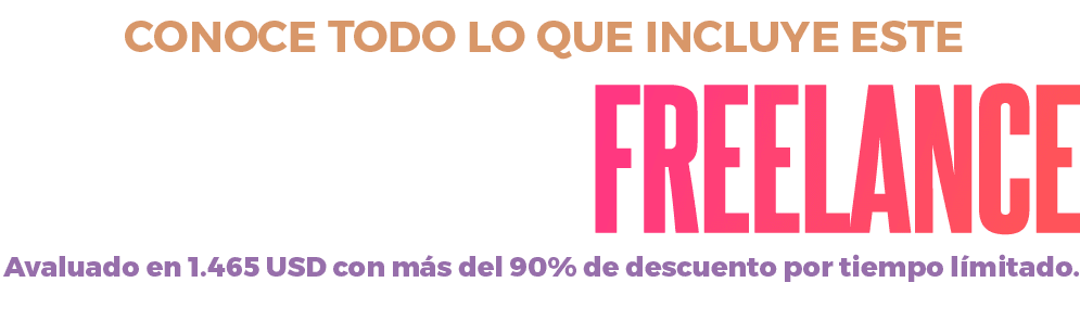 CURSO APRA FREELANCE